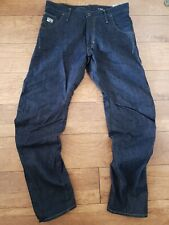 G-STAR RAW Arc Loose Tapered Thomas Embro Jeans Size W34/L32