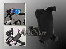 Universal ATV/Bicycle/Bike Handlebar Mount Holder for Samsung Mobile Phone BLACK