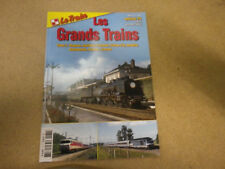 F Les grands trains SPECIAL 79 tome 3 Aquitaine SNCF FLECHE D OR Thermal/2014