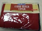 Red Stand Mixer Cover Fits All KitchenAid Tilt Head and Bowl Lift Models New photo