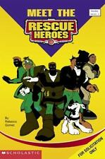 Rescue Heroes Reader #01: Why We Be Came Rescue Heroes (Rescue Heros Reader)