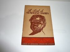 THE LAND OF SUNBURNT BABIES BY A. PEARCE DATES TO 1950s
