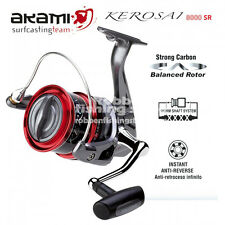 MULINELLO AKAMI KEROSAI 8000 SR 10 CUSCINETTI fishing reel ww ship - 2018