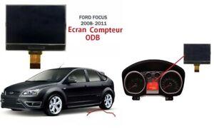 ECRAN LCD COMPTEUR INSTRUMENT ODB FORD FOCUS