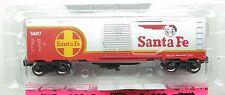 Menards ~ O Gauge Santa Fe Boxcar *2017*