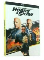 Fast And Furious Presents HOBBS & SHAW DVD  Brand New & Sealed Free Shipping