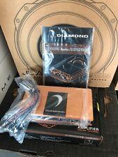 DIAMOND AUDIO AMPLIFIER MICRO4-V2 HD BAGGER STEREO BRAND NEW IN BOX