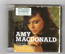 (IN363) Amy Macdonald, This Is The Life - 2007 CD