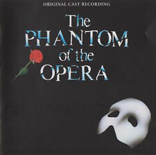 THE PHANTOM OF THE OPERA - MICHAEL CRAWFORD / SARAH BRIGHTMAN - DOUBLE CD