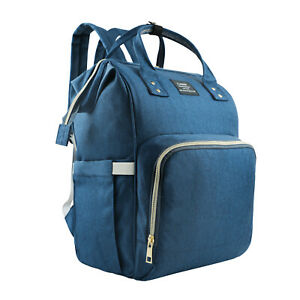 LAND Mummy Baby Diaper Bag Maternity Nappy Backpack
