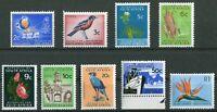 RSA SÜDAFRIKA SOUTH AFRICA  430 - 440 ohne 430+431 Freimarken Birds Fauna Flora