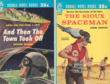 And Then the Town Took Off - Richard Wilson / The Sioux Spaceman - Andre Norton