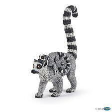 Katta mit Jungtier 7 cm Wildtiere Papo 50173