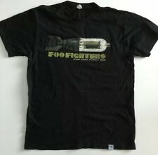 Foo Fighters T Shirt Large Echoes, Silence, Patience & Grace Tour