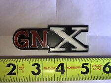 1987 BUICK GNX EMBLEM NOS GRAND NATIONAL