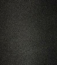 10 YDS Automotive Interior Upholstery Headliner Fabric Black w/ Foam Backing