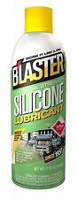 Blaster Clear Silicone Lubricant Spray w/ Teflon 11 Oz Aerosol 16-SL