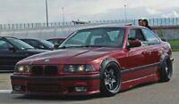 UNIVERSAL FENDER FLARES FOR BMW E36 / E46 DRIFT / RACE / Wide Body
