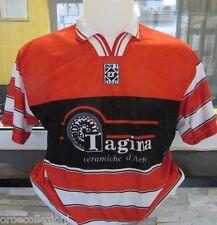 (O&C) Magnani n°7- Gualdo Tadino Match Worn Shirt Maglia indossata 97/99 [a83]