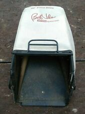 """Craftsman 22"""" Push Mower Grass Catcher Front Drive Collection Bag Bigger nice"""