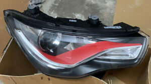 AUDI A1 S1 2011-2014 HEADLIGHT DRIVER SIDE GENUINE COMPLETE BRAND NEW 8X0941004P