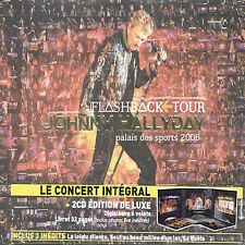 Hallyday, Johnny : Flashback Tour CD