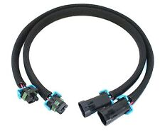 GM LS3 Oxygen Sensor Extension Cable Set of Two O2 2010 Camaro Front