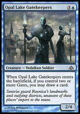 Opal Lake Gatekeepers X4 Blue Common Dragon's Maze MTG Magic Cards