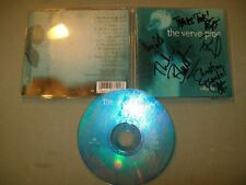 The Verve Pipe            SIGNED CD               Villains