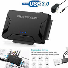 USB IDE SATA Adapter Hard Disk SATA to USB3.0 Data Transfer Converter Drive HDD