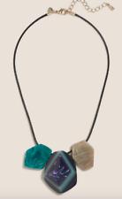 Short Pendant Hypoallergenic M&S Irregular Shape Necklace