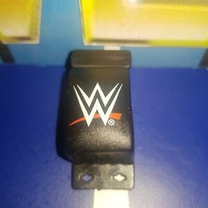 WWE Logo Turnbuckle Pad - WWE Authentic Scale Ring Accessories Spares