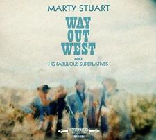 Marty Stuart - Way Out West (NEW CD)