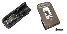 DeWALT Belt Hook & Bit Clip Holder Combo 20v Max DCD785 N268199 N268241