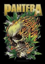 Pantera Leaf Textile Poster Flag