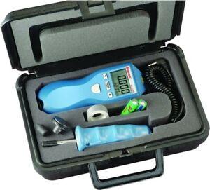 Starrett POCKET TACHOMETER S793Z Case, Contact Tip, 9V Battery & Reflector Tape