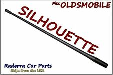 "FITS: 2002-2004 Oldsmobile Silhouette 13"" SHORT Flexible Rubber Antenna Mast"