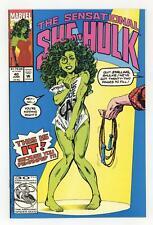 Sensational She-Hulk #40 VF 8.0 1992