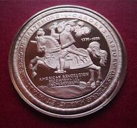 MARYLAND - Official Sterling Silver Bicentennial PROOF Medal