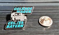 MERCEDES BENZ épinglette CLASSE G modèle G SUV Centre Bayern 25x20mm