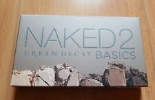 NEW URBAN DECAY Naked 2 Basics Eyeshadow Palette w/6 Neutral Shades Authentic