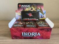 Ikoria: Lair of Behemoths IN HAND Japanese Booster Pack X 1 MTG SHIPS FROM USA!