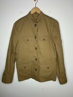 New Ralph Lauren X-Small Utility Shirt Jacket VTG Military Polo Rugby RRL VTG XS