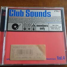Club Sounds Vol. 4 Ultimate Club Dance Collection - 2 CD Set (1997)
