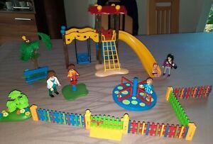 Playmobil Kinderspielplatz Kita Sonnenschein, gebraucht, sehr guter Zustand