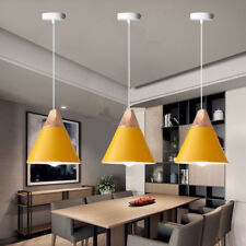 3X Kitchen Pendant Light Black Chandelier Lighting Bedroom Lamp Ceiling Lights
