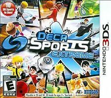 Deca Sports Extreme (Nintendo 3DS, 2011)