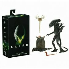 Alien Figure Action Big Chap Ultimate 24cm With Accessories Original NECA 51646