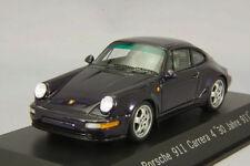 Spark 1:43 Porsche 911 Carrera 4 40th Anniversary Viola Metallic from Japan