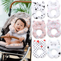 Baby Car Safety Seat Headrest Infant Cushion Head Neck Support Sleeping Pillow